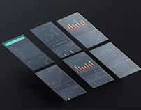 Music Analytics App Design