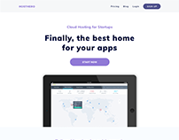 Landing Page Project - Hosting 02