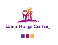 Logo Design - Wind Horse Center