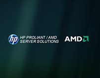 HP Proliant/AMD Server Solutions Web Design