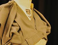 Deconstruction of men's suits (2011)