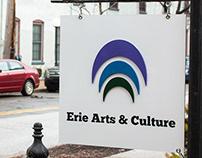 Erie Arts & Culture Rebranding