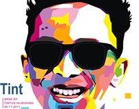 WPAP created by Tintus Hijriahno