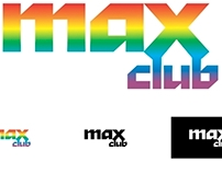 Logotype for Max Club (Rousse, Bulgaria)