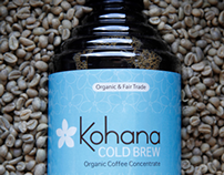 Kohana Coffee Cold Brew