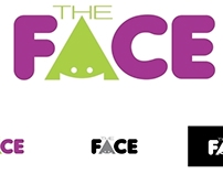 Logotype for The Face Club (Blagoevgrad, Bulgaria)