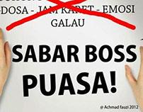 Poster Puasa