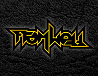 from hell, logo banda.