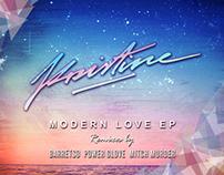 Kristine - Modern Love EP [Cover]