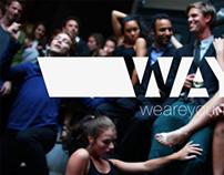 weareyourfriends (WAYF) | event concept & activation