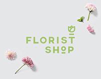 Branding identity | Florist Shop