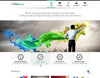 Corpo Multi-Purpose PSD Template