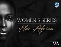 Standard Bank Wealth WA Women's Series - Her Africa