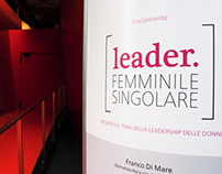 LEADER. FEMMINILE SINGOLARE