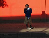 Streets of Arusha. Tanzania