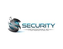 Security Professionals AS Logo design
