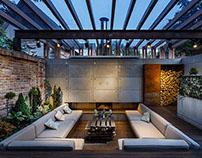 Lounge Zone by SVOYA studio