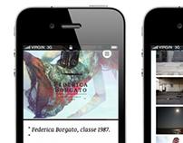 Federica Borgato | Web portfolio