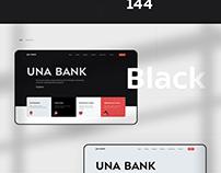 UNA BANK. Concept