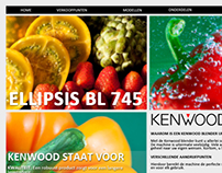 Web Design - kenwood