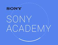 Sony academy portal