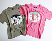 Almostthere | Kids t-shirts