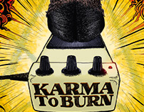 Karma to Burn - Live at Sidro Club