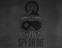 SPY OR DIE GLOBAL CAMPAIGN