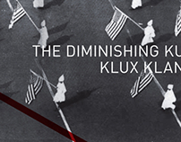 The Diminishing Ku Klux Klan