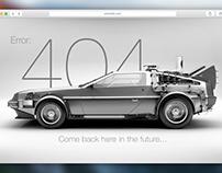 DeLorean 404