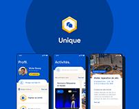 Unique - Mobile App