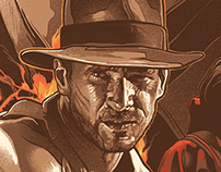 INDIANA JONES TRILOGY