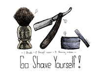 Go shave yourself