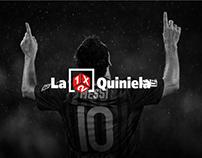 """""""SIGNOS"""". La Quiniela. 360º"""