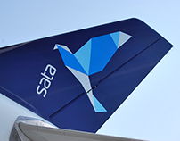 Visual Identity & Liverys SATA Airlines 2009