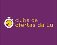 Header Clube da Lu