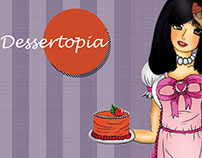 Dessertopia Business Card