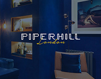 Piperhill London | Download Font