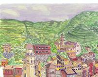 Children's Travel Book- In Progress