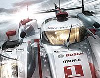 24 Heures du Mans poster