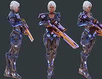 Yelena - Nova Legacy