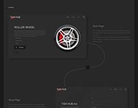 Tier Hub UI