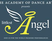 Littlest Angel - branding