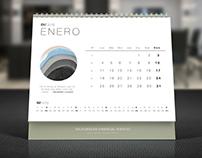 Calendario 2016 - VW