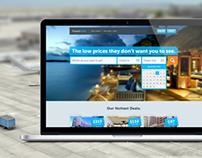 Travel Deals Site