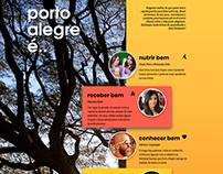 Hotsite Porto Alegre 245 Anos - Zaffari