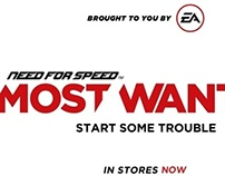 EA's Need for Speed Presents: Troublemaker