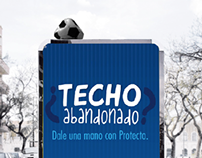 Proteco - Techo abandonado