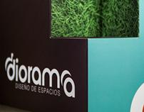 2010 Diorama | Branding - Desarrollo de Marca