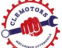 Clemotors Logotype